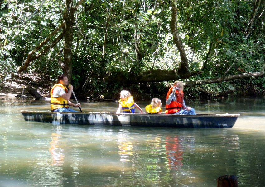 Mayan Jungle Ride- participate in other activities while on riding holiday in Belize