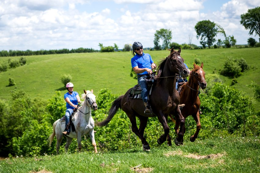Western Riding Vacations Worldwide by Equitours