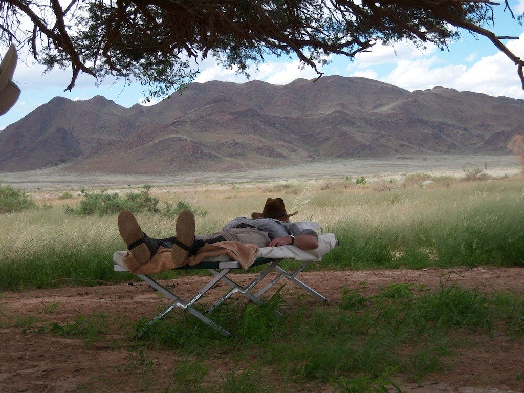 Enjoy satsfying days on the Ride to the Sea horseback riding holiday in Namibia