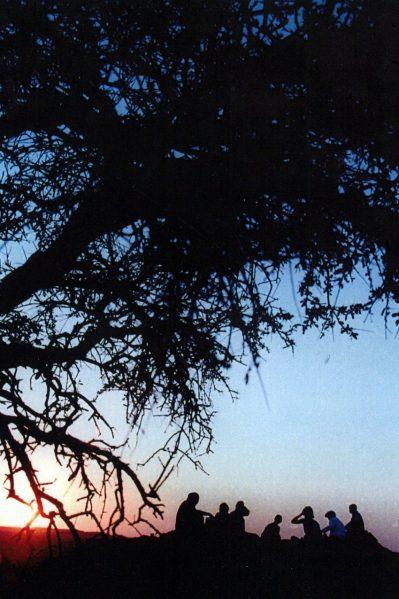 Tuli Ride Safari: Sundowners